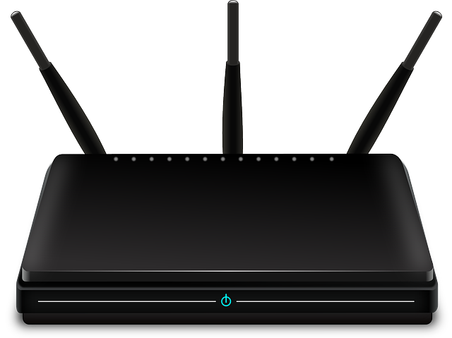 Home Router with Wi-Fi